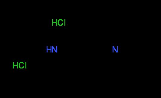 3-[2-(1-Pyrrolidinyl)ethyl]piperidine^dihydrochloride