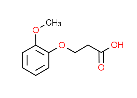 3-(2-Methoxyphenoxy)propanoic acid