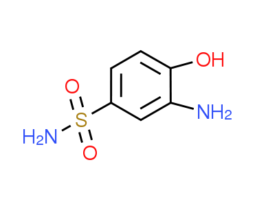 3-Amino-4-hydroxybenzenesulfonamide