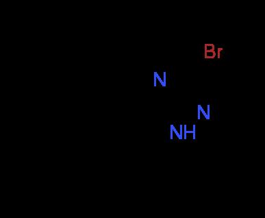 3-Bromo-5-cyclohexyl-1H-1,2,4-triazole
