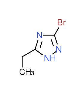 3-Bromo-5-ethyl-1H-1,2,4-triazole
