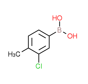 3-Chloro-4-methylphenylboronic acid