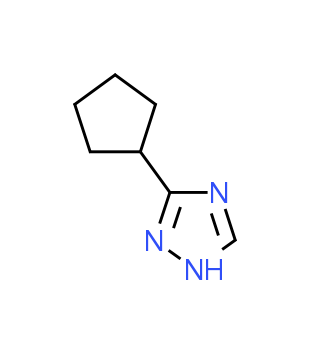 3-Cyclopentyl-1H-1,2,4-triazole