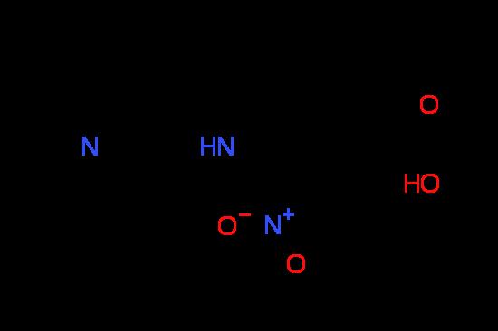 3-Nitro-4-[(3-pyridinylmethyl)amino]benzoic acid