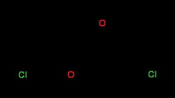 3,3-Bis(4-chlorobenzyl)-2,4-pentanedione