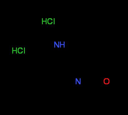4-(3-Piperidinylmethyl)morpholine dihydrochloride