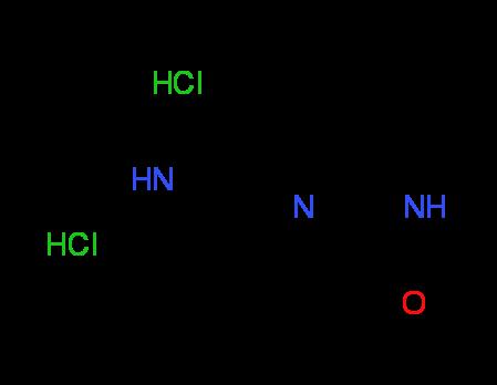 4-(3-Pyrrolidinyl)-2-piperazinone dihydrochloride
