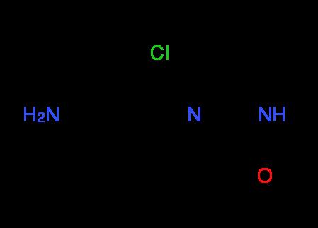 4-(4-Amino-2-chlorophenyl)-2-piperazinone