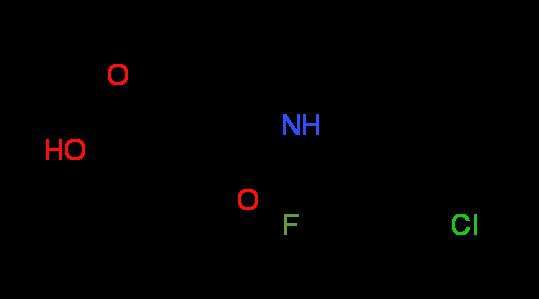 4-[(4-Chloro-2-fluorophenyl)amino]-4-oxobutanoic acid