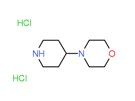 4-(4-Piperidinyl)morpholine dihydrochloride