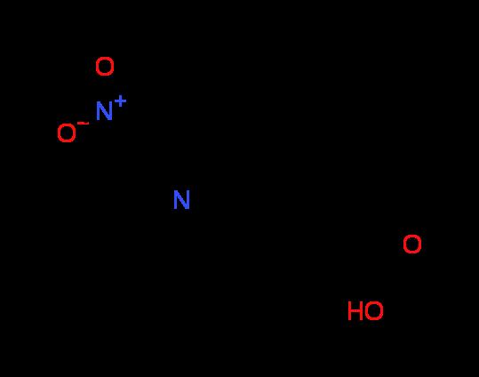 4-(5-Nitro-2-pyridinyl)benzenecarboxylic acid