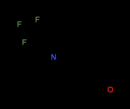 4-[5-(Trifluoromethyl)-2-pyridinyl]-benzenecarbaldehyde