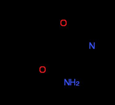 4-Acetyl-2-amino-5-methyl-3-furonitrile