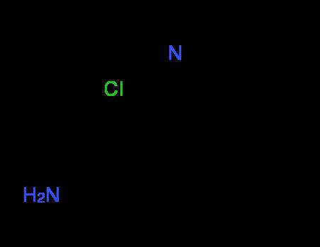 (4-Amino-2-chlorophenyl)(phenyl)acetonitrile