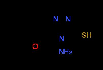 4-Amino-5-(2-furyl)-4H-1,2,4-triazole-3-thiol