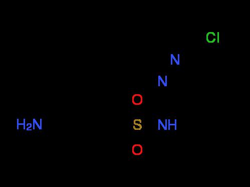 4-Amino-N-(6-chloropyridazin-3-yl)-benzenesulfonamide