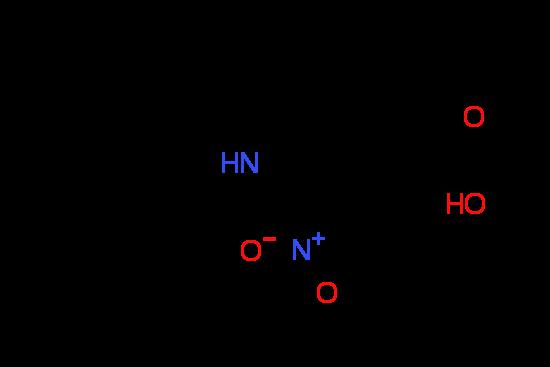 4-(Benzylamino)-3-nitrobenzoic acid
