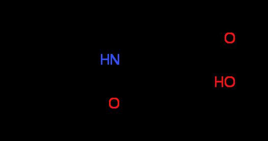 4-(Butyrylamino)benzoic acid