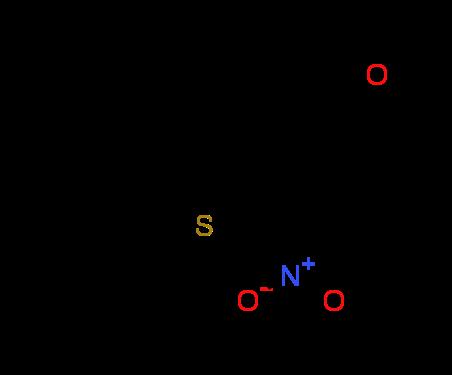 4-(Cyclohexylsulfanyl)-3-nitrobenzenecarbaldehyde