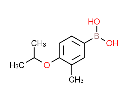 4-Isopropoxy-3-methylphenylboronic acid