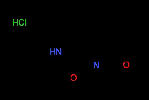 4-Morpholinyl(2-piperidinyl)methanone^hydrochloride
