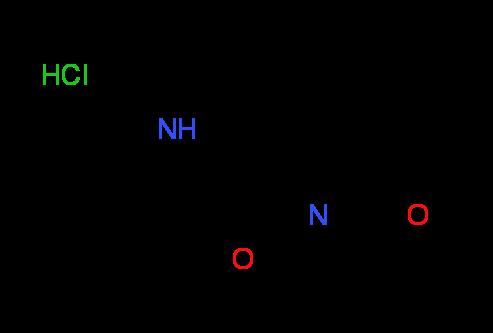 4-Morpholinyl(3-piperidinyl)methanone^hydrochloride