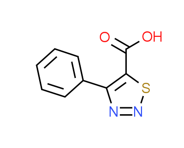 4-Phenyl-1,2,3-thiadiazole-5-carboxylic acid