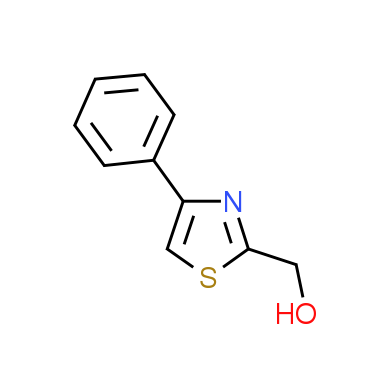 (4-Phenyl-1,3-thiazol-2-yl)methanol