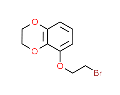 5-(2-Bromoethoxy)-2,3-dihydro-1,4-benzodioxine