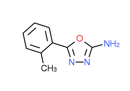 5-(2-Methylphenyl)-1,3,4-oxadiazol-2-amine