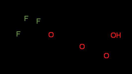 5-[(2,2,2-Trifluoroethoxy)methyl]-2-furoic acid