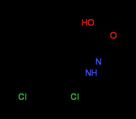 5-(2,4-Dichlorophenyl)-1H-pyrazole-3-carboxylic acid