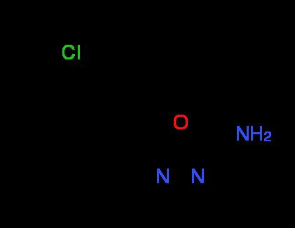 5-(3-Chlorophenyl)-1,3,4-oxadiazol-2-amine
