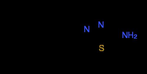 5-(4-Methylbenzyl)-1,3,4-thiadiazol-2-amine