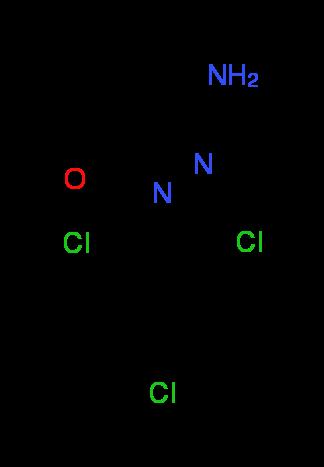 5-Amino-2-(2,4,6-trichlorophenyl)-2,4-dihydro-3H-pyrazol-3-one