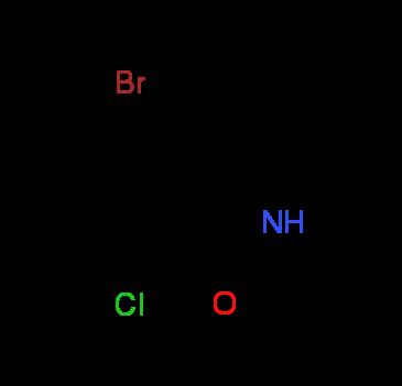 5-Bromo-2-chloro-N-methylbenzamide