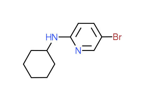 5-Bromo-N-cyclohexyl-2-pyridinamine