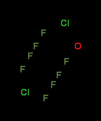 5-Chloro-2,2,3,3,4,4,5,5-octafluoropentanoyl^chloride