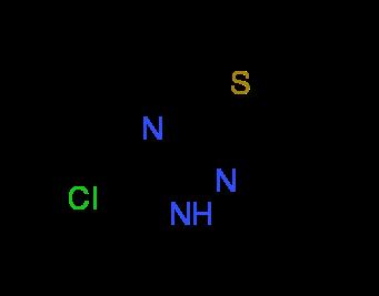 5-Chloro-3-(methylthio)-1H-1,2,4-triazole