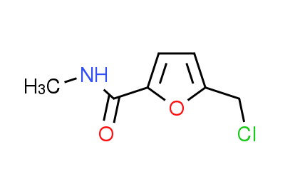 5-(Chloromethyl)-N-methyl-2-furamide