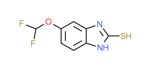 5-(Difluoromethoxy)-1H-benzimidazole-2-thiol