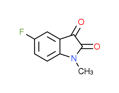 5-Fluoro-1-methyl-1H-indole-2,3-dione