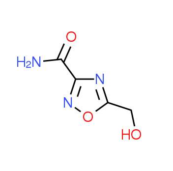 5-(Hydroxymethyl)-1,2,4-oxadiazole-3-carboxamide