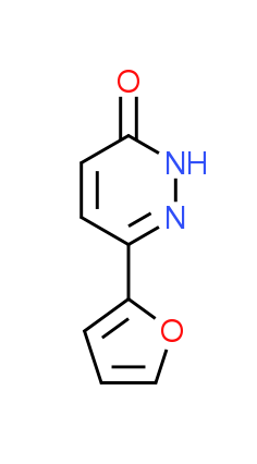 6-(2-Furyl)pyridazin-3(2H)-one