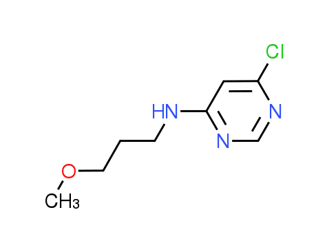 6-Chloro-N-(3-methoxypropyl)-4-pyrimidinamine