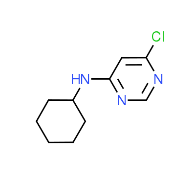 6-Chloro-N-cyclohexyl-4-pyrimidinamine