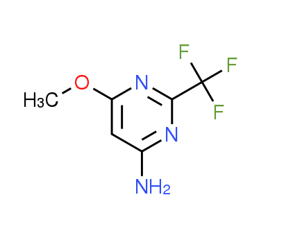6-Methoxy-2-trifluoromethyl-pyrimidin-4-ylamine