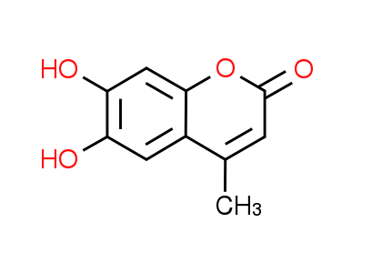 6,7-Dihydroxy-4-methyl-2H-chromen-2-one