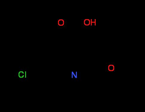 7-Chloro-2-(2-furyl)-8-methylquinoline-4-carboxylic acid