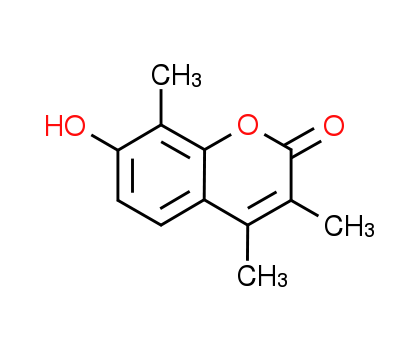 7-Hydroxy-3,4,8-trimethyl-2H-chromen-2-one
